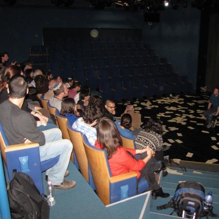 """ביקור בתיאטרון הבימה - מלגאי מנדל תשע""""ד"""