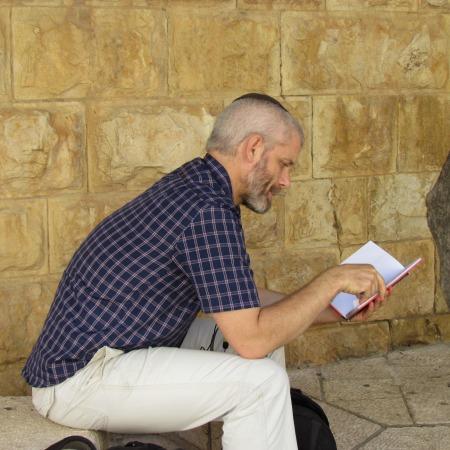 סיור לקבר דוד - תכנית הדוקטורנטים המצטיינים